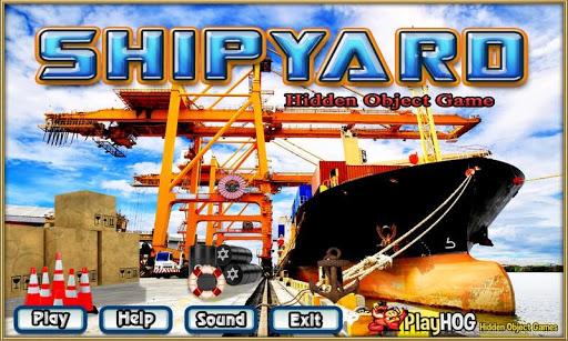 Shipyard - Free Hidden Objects