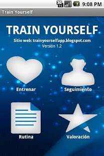 Train Yourself - screenshot thumbnail