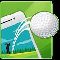sCaddie: Golf GPS & Scorecard icon