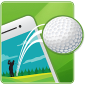 sCaddie: Golf GPS & Scorecard