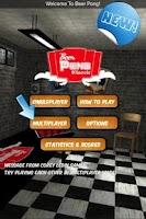 Screenshot of Beer Pong (Gen 1)