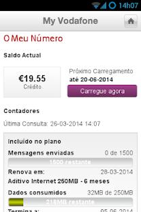 My Vodafone Screenshot 9