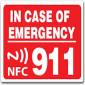 In Case Of Emergency - NFC 911