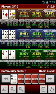 Poker Calculator App
