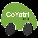 CoYatri - Carpool & Rideshare icon