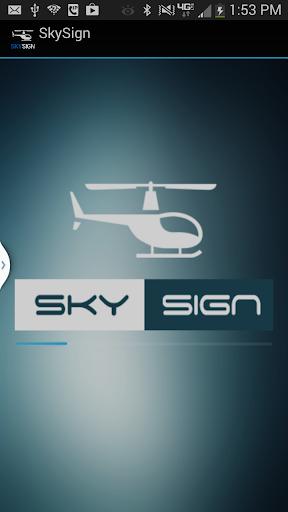 Sky Sign