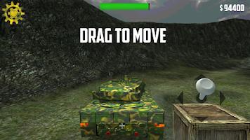 Screenshot of Captain Leopard - Tank Game