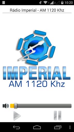 Rádio Imperial – AM 1120 Khz