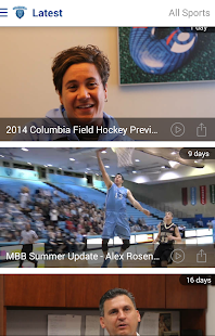 Columbia Lions- screenshot thumbnail