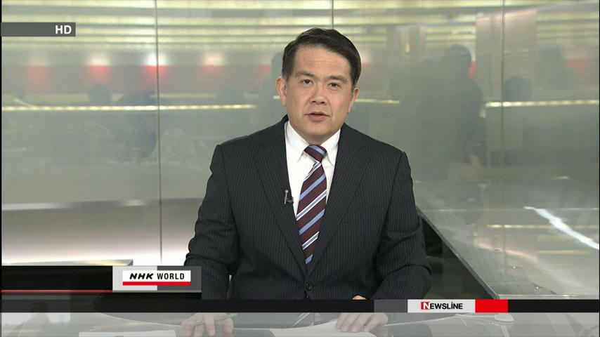 NHK WORLD TV Live - screenshot