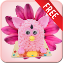 Cake Furby 3 Match Game icon