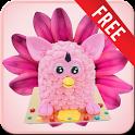Cake Furby 3 Match Game icon