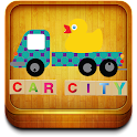 Car City - ABC game for kids icon