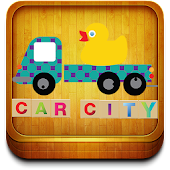 Car City - ABC game for kids