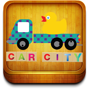 Car City – ABC game for kids for PC and MAC