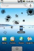 Screenshot of Desktop Shooter Free