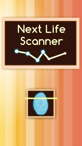 Next Life Finger Scanner Joke