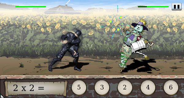 Times Ninja Adventure FREE - screenshot