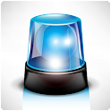 Pocket panic alarm logo