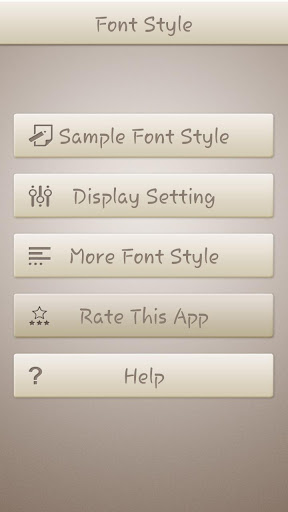 Love Font Style