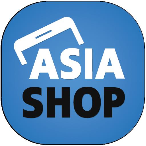 ASIA SHOP LOGO-APP點子