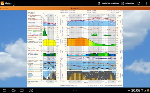 Meteo ICM - screenshot thumbnail