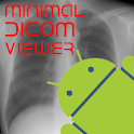 Minimal Dicom Viewer logo