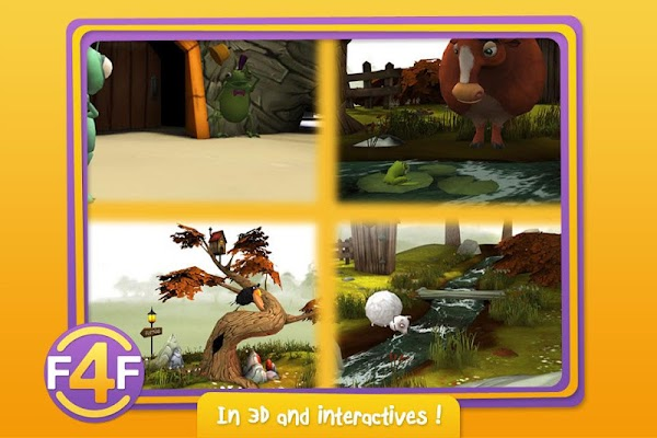 Interactive Fables Collection - screenshot