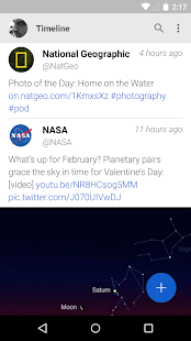 Fenix for Twitter - screenshot thumbnail