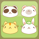 Cute Animals GO Launcher Theme icon