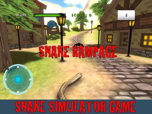 Snake Simulator Rampge