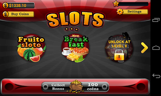 Casino Slots - Slot Machines- screenshot thumbnail