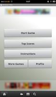 Screenshot of Dinosaur Trivia Quiz