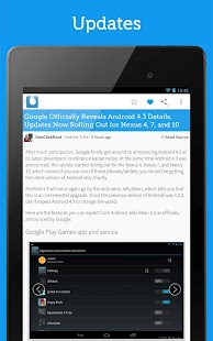 Drippler - Android Tips & Apps Screenshot 20