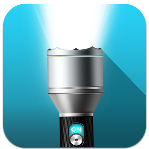 Super Flashlight 超級手電筒 工具 App LOGO-硬是要APP