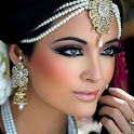 Indian bride makeup Wallpapers icon