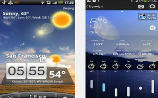 Free download weather app