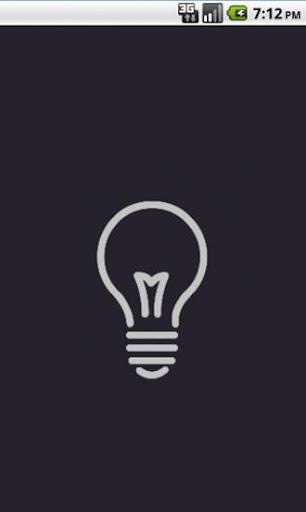 Night Flash Bulb