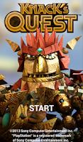 Screenshot of KNACK's Quest™