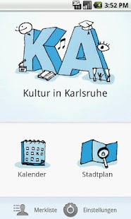 Kultur in Karlsruhe - screenshot thumbnail