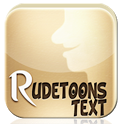 RUDETOONS ADULT EMOTICONS icon