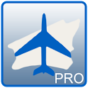 Hong Kong Flight Info Pro logo