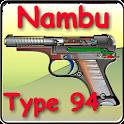 Nambu pistol Type 94 explained icon