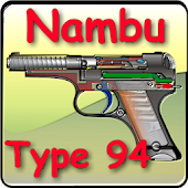 Nambu pistol Type 94 explained