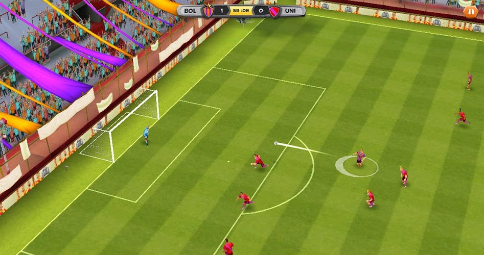 Disney Bola Soccer v1.1.4 APK Mod (Unlimited Money) - screenshot