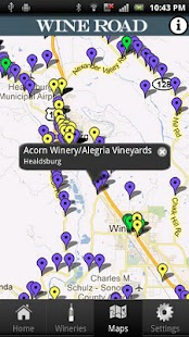 Wine Road : Northern Sonoma- screenshot thumbnail