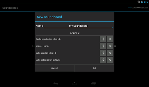 Custom Soundboard Creator screenshot 12