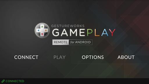 GestureWorks Gameplay Remote