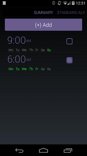 Standard Alarm - Free