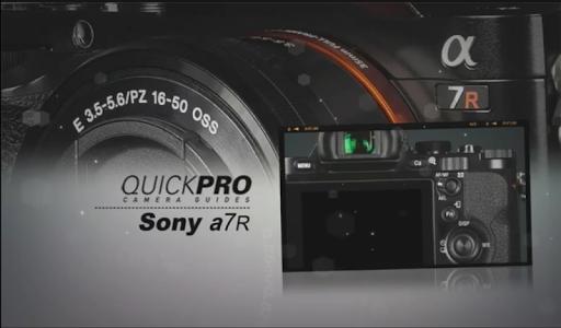 【免費攝影App】Sony a7r from QuickPro-APP點子
